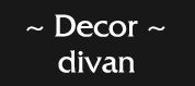 """Декор диван"" г. Москва"